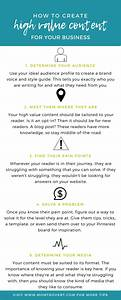 How to Create High Value Content For Your Business ...