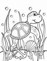 Coloring Seaweed Kelp Sea Getcolorings Printable Pag Plants Getdrawings sketch template
