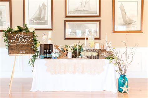 Brant Beach Yacht Club Wedding Inspiration Shoot LBI