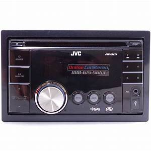 Jvc Kw Iphone Controls And Usb Input At