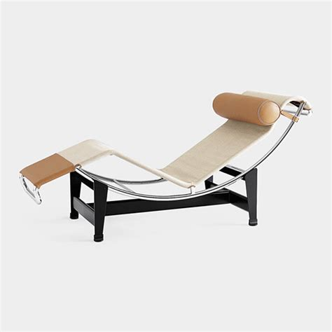 chaise longue le corbusier modern and comfortable le corbusier chaise longue
