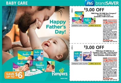 coupons for pampers splashers