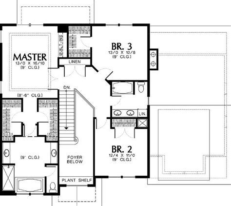 elegant house plans  bedrooms  bathrooms  home