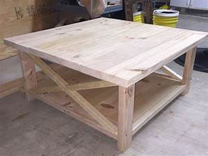 best 25 coffee table plans ideas on pinterest farmhouse With build a rustic coffee table