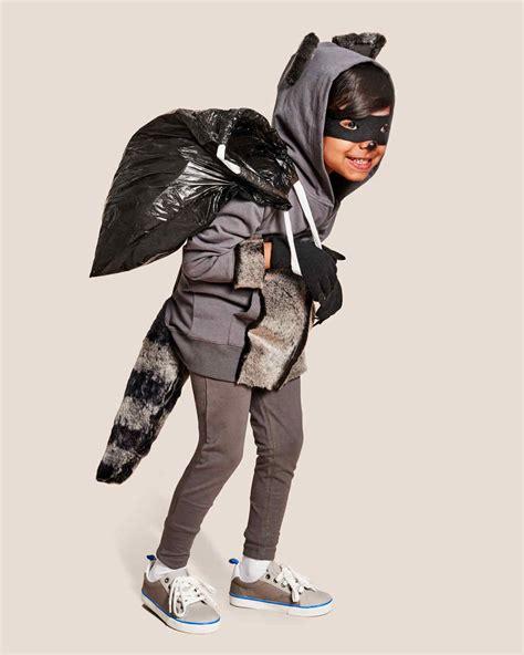 raccoon costume martha stewart