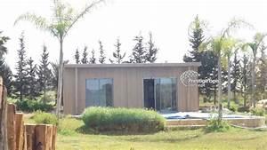 Maison Au Maroc : construction maison en bois au maroc bungalow r alis ~ Dallasstarsshop.com Idées de Décoration