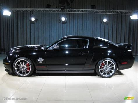 black  ford mustang shelby gt super snake coupe exterior photo  gtcarlotcom