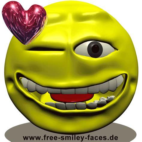 big smileys grosse smilies wink smileys winking animated