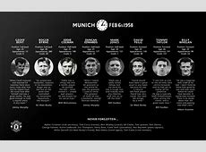 The Munich Air Disaster, February 6th, 1958 – The Red Devils