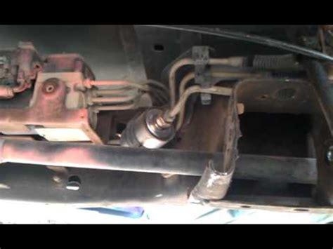 2003 Yukon Fuel Filter by Gmc Truck Fuel Filter Location