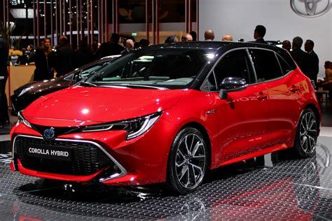 Toyota Corolla Hybrid, Paris Motor Show 2018, Img