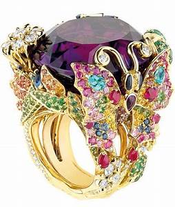 Jewel worthy dior ring by victoire de castellane haute tramp for Gaudy mens wedding rings