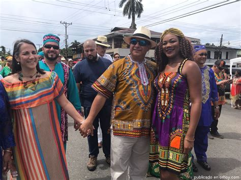 Music is an integral part of most latin american cultures and costa rica is. Grand parade in celebration of Afro-Costa Rican culture - American Expatriate Costa Rica