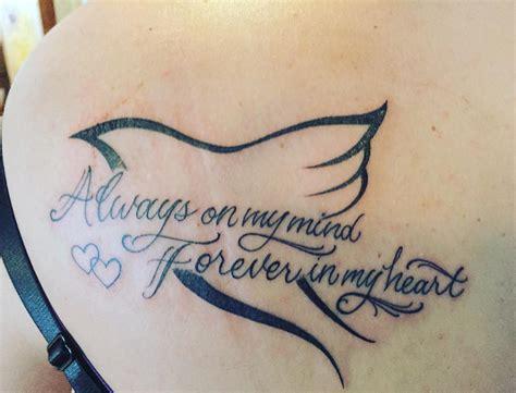 inspiring  memory tattoo ideas   loved