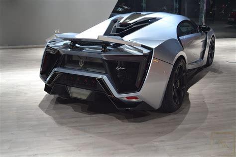Buy new 2018 W Motors Lykan silver 0 Km 1 OF 7 for sale ...