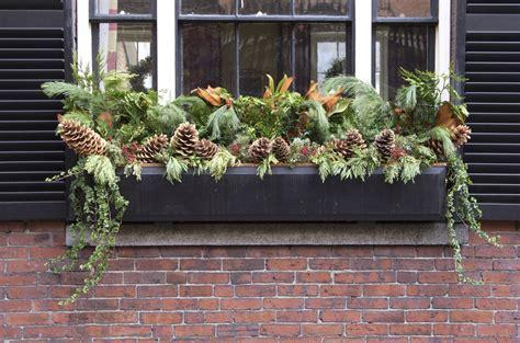 ideas  urban window box gardens    window