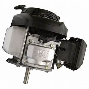 Honda Vertical Ohc Engine  U2014 160cc  Gcv Series  7  8in  X 3 5  32in  Shaft  Model  Gcv160la0a1a