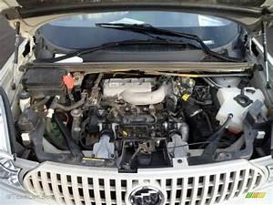 2005 Buick Rendezvous Ultra 3 6 Liter Dohc 24 Valve Valve