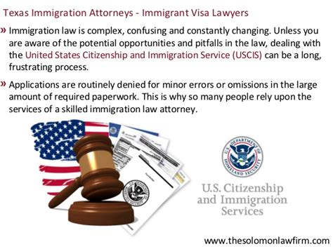 Usa Immigration Visa Types And Immigration Lawyers In