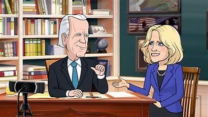 Trump Cartoon President Election Won Showtime Mock