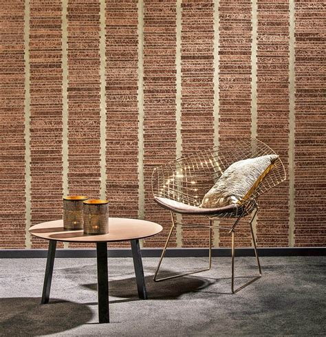 Handcrafted Wall Coverings From Japanese Paper & Banana