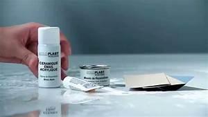Kit Réparation Carrelage : kit de r paration soloplast youtube ~ Premium-room.com Idées de Décoration