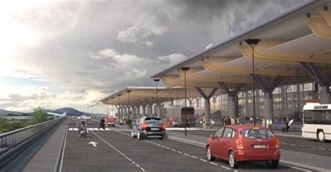 contract signed  oslo airport expansion