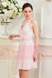 Robe Rose Pale Demoiselle D Honneur : robes de soir e ~ Preciouscoupons.com Idées de Décoration