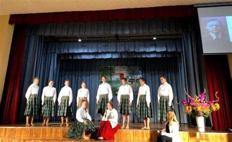 Dzejas dienas - Madlienas vidusskola