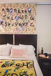 Best Buy Lights Stranger Things Themed Room At The Gregory Hotel The