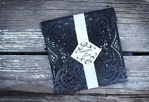 diy wedding invitations rustic vintage iron template