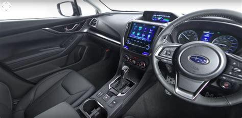 subaru interior 360 degree video of 2017 impreza interior released by