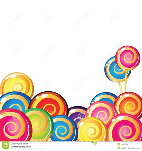 border  lollipop royalty  stock images image