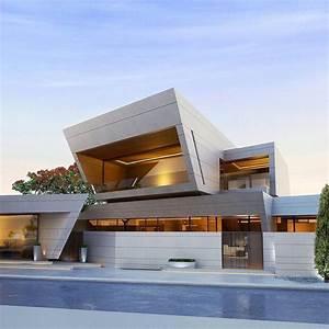 Moderne Design Villa : best 25 villa design ideas on pinterest villa house elevation and modern architecture ~ Sanjose-hotels-ca.com Haus und Dekorationen