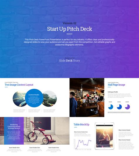10 presentation design tips for the best pitch deck