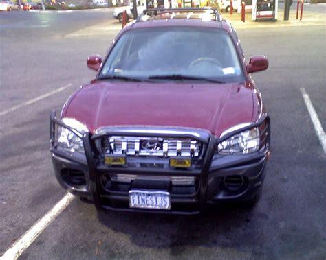 Hyundai Santa Fe Modification by Nypdnysfinest 2003 Hyundai Santa Fe Specs Photos