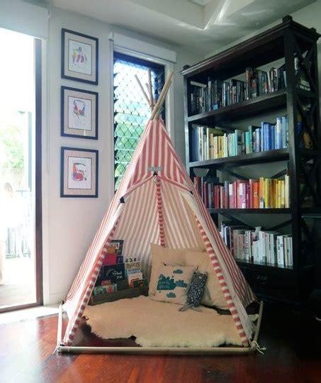 create  cosy book nook