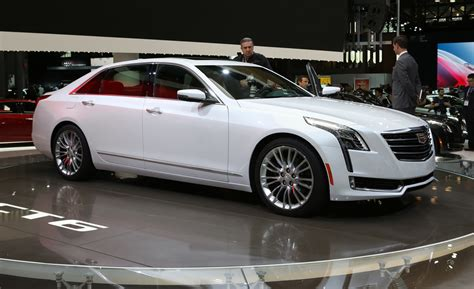 cadillac ct    generation  executive car