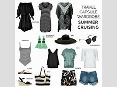 12 tips for how to pack and plan for your next cruise holiday