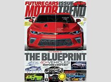 Motor Trend July 2015 » Download PDF magazines