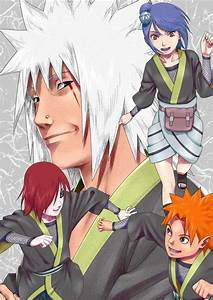 99 best images about Konan, Yahiko, and Nagato on ...