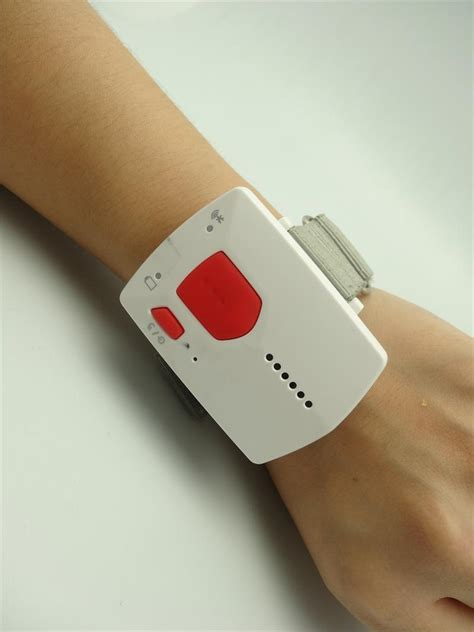 wrist  strap  sos pendant phone fc