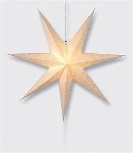 Papierstern Mit Beleuchtung : papierstern mit licht 39 sensy star 39 innen deko mit licht bei baldur garten ~ Watch28wear.com Haus und Dekorationen