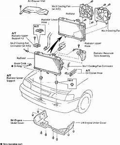 1996 Toyota Tercel Engine Diagram