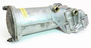 Mercedes Oil Filter Canister Housing W123 W126 300d Om617