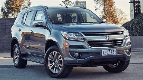 New Cars Suv by 2017 Holden Trailblazer Suv New Car Sales Price Car