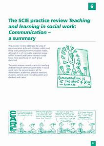 Teaching and learning communication skills in Social Work ...