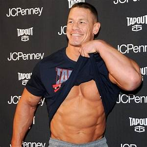 Does John Cena Use Steroids? Let's Look At The Facts