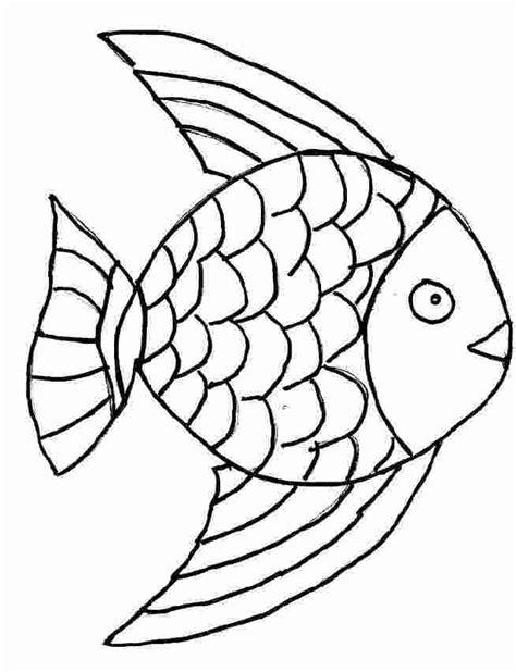 cuisine morue coloriage poisson