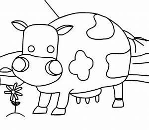 coloriages a imprimer coloriage vache dessin gratuit With tt2011 sidecars